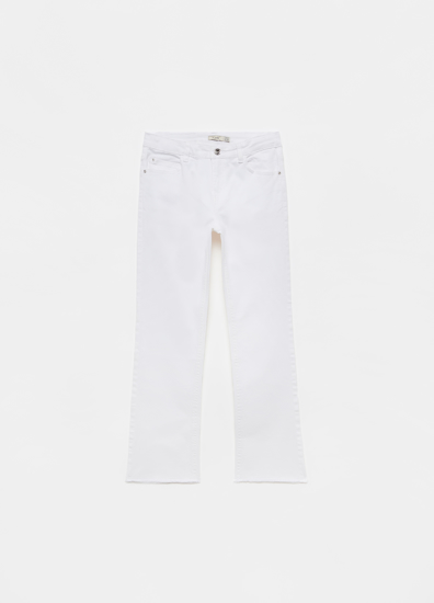 Picture of PANTS IN TWI OFF WHITE