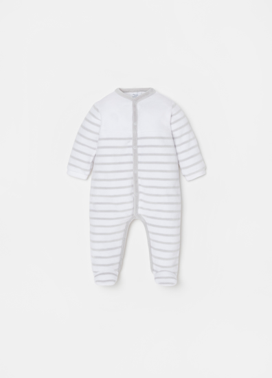 Picture of ROMPER Y/D   BRIGHT WHITE