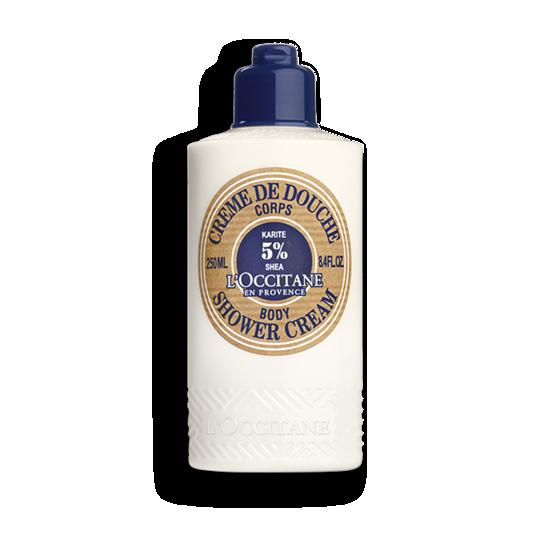 Picture of Shea Butter Ultra Rich Shower Cream 250ml.