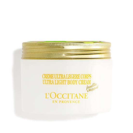 Picture of Shea Butter Bergamot Ultra Light Body CreamShea Butter Bergamot Ultra Light Body Cream 200ml