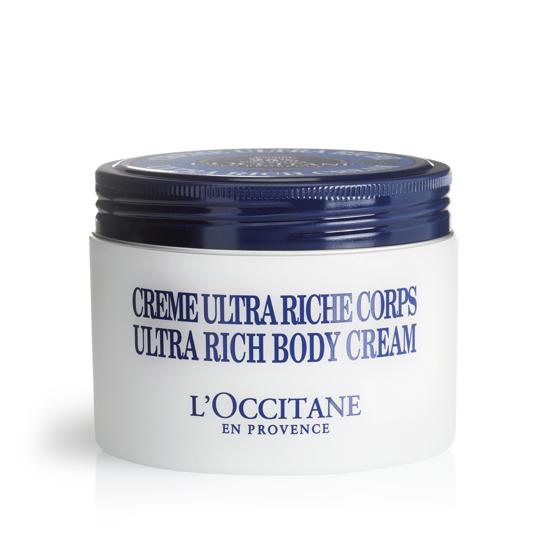 Picture of Shea Butter Ultra Rich Body Cream 200ml.