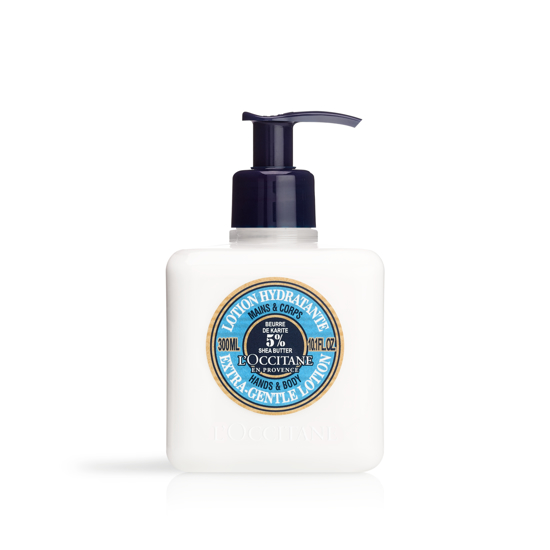 Picture of Shea Butter Hands & Body Extra-Gentle Lotion 300ml.