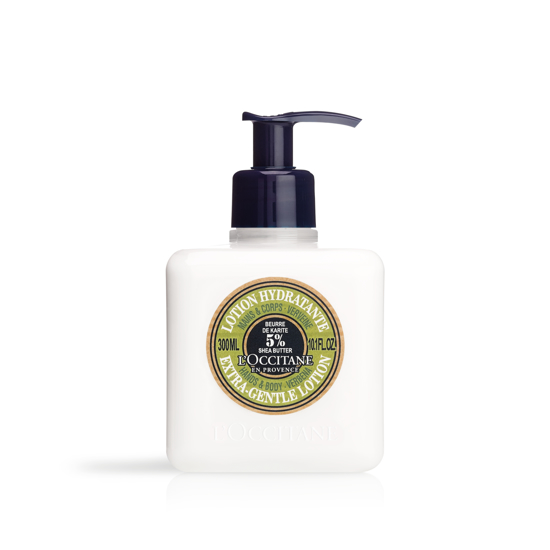 Picture of Shea Butter Hands & Body Lotion 300ml.