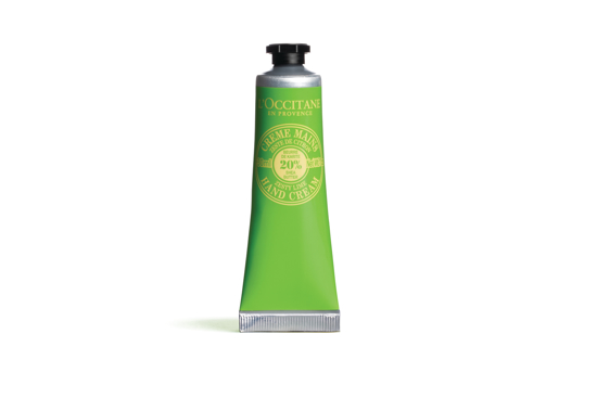 Picture of Shea Butter Zesty Lime Hand Cream 30ml.