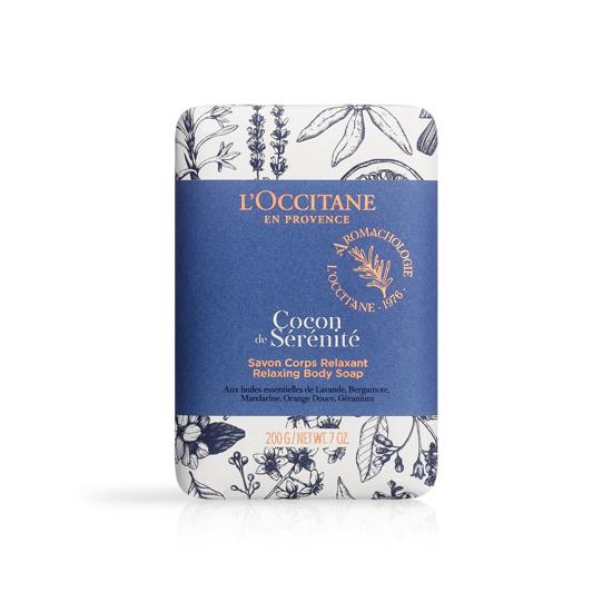 Picture of Cocon de Sérénité Relaxing Body Soap 200gr.
