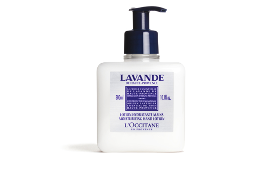 Picture of Lavender Moisturizing Hand Lotion 300ml.