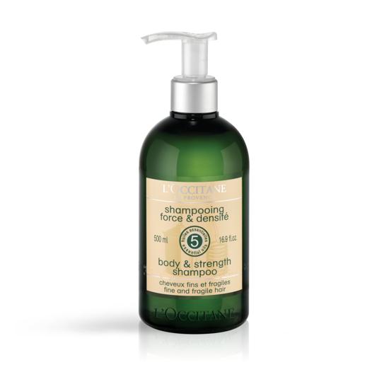 Picture of Aromachologie Body Strength Shampoo 500ml.