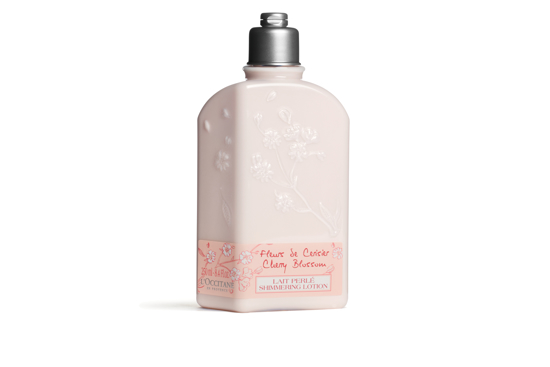 Picture of Cherry Blossom Shimmered Lotion 250ml.