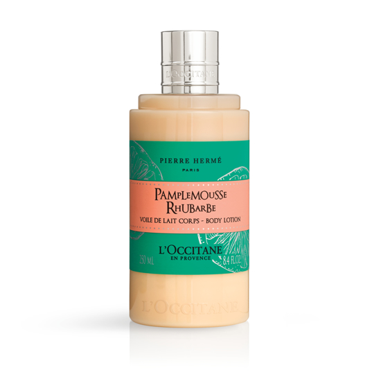Picture of Pamplemousse Rhubarb Body Lotion 250ml.