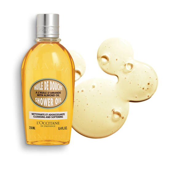 Слика на Almond Shower Oil 250mlAlmond Shower Oil