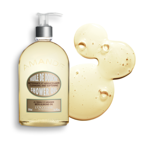 Picture of Almond Shower Oil 500ml