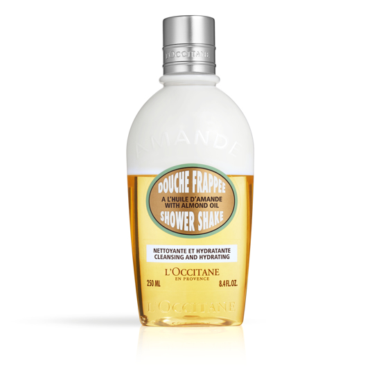 Picture of Almond Shower Shake 250ml.