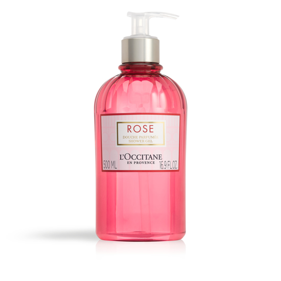 Picture of Rose Shower Gel 500ml.