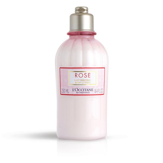 Picture of Rose Body Milk 250ml.