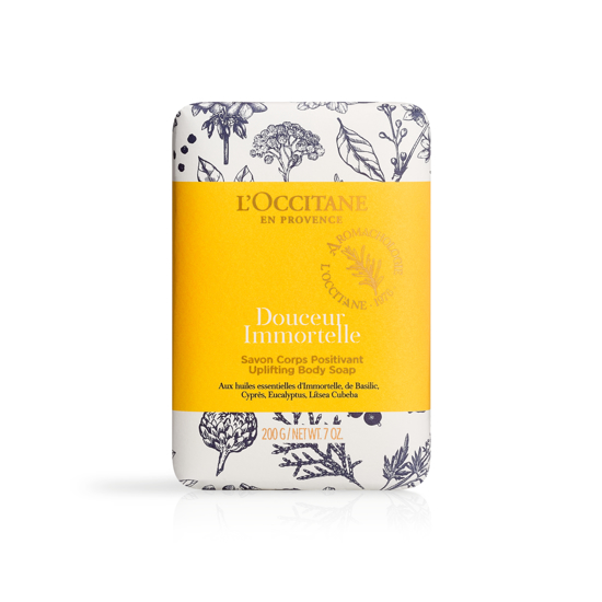 Picture of Douceur Immortelle Uplifting Body Soap 200gr.