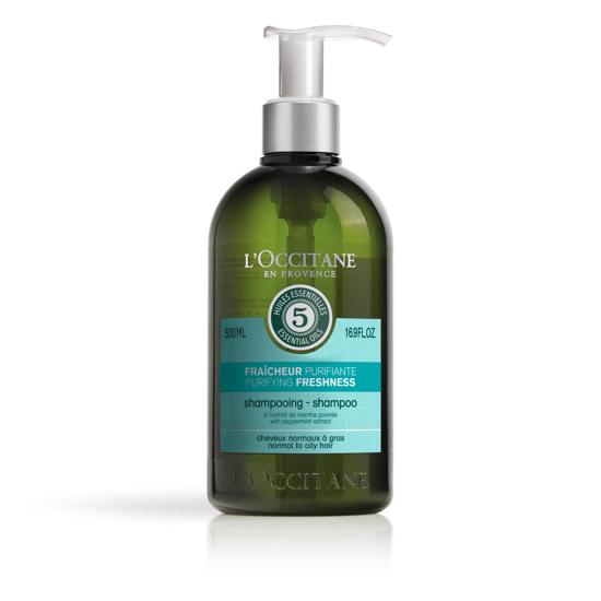Слика на Aromachologie Purifying Freshness Shampoo 500ml.