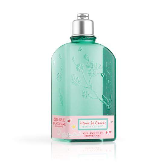 Слика на Fleurs de Cerisier Happy Cherry Shower Gel 250ml.
